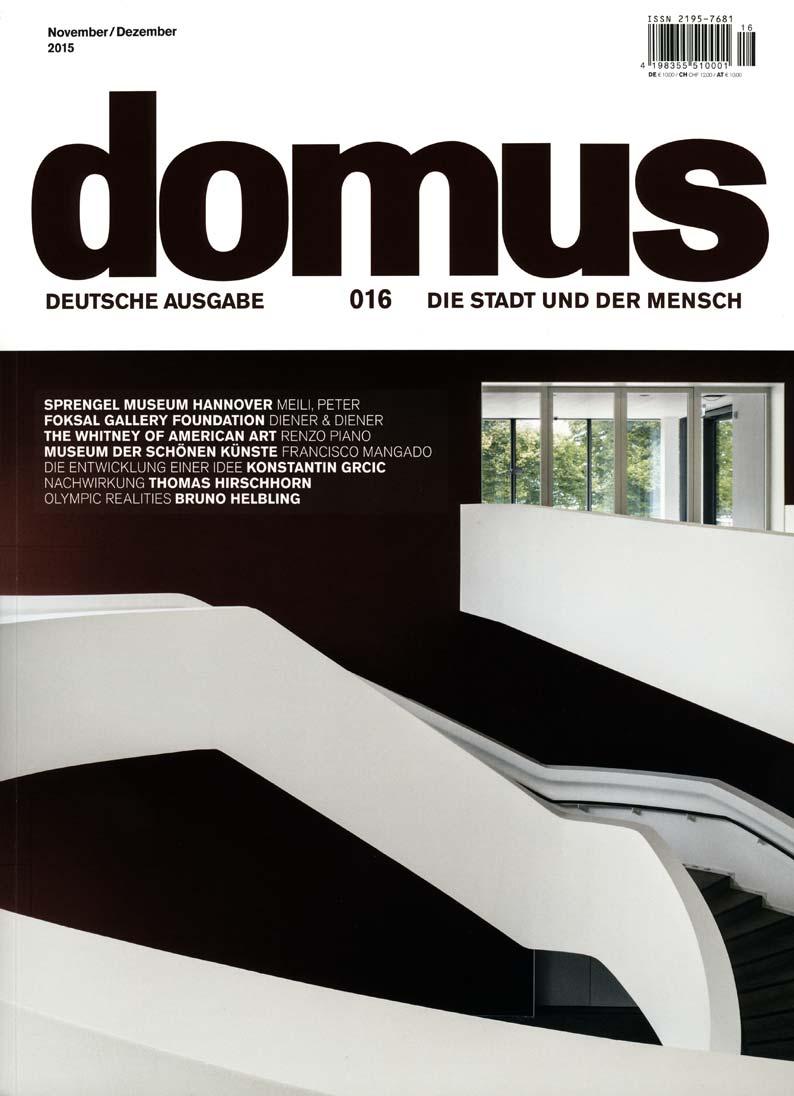 Domus-11-2015