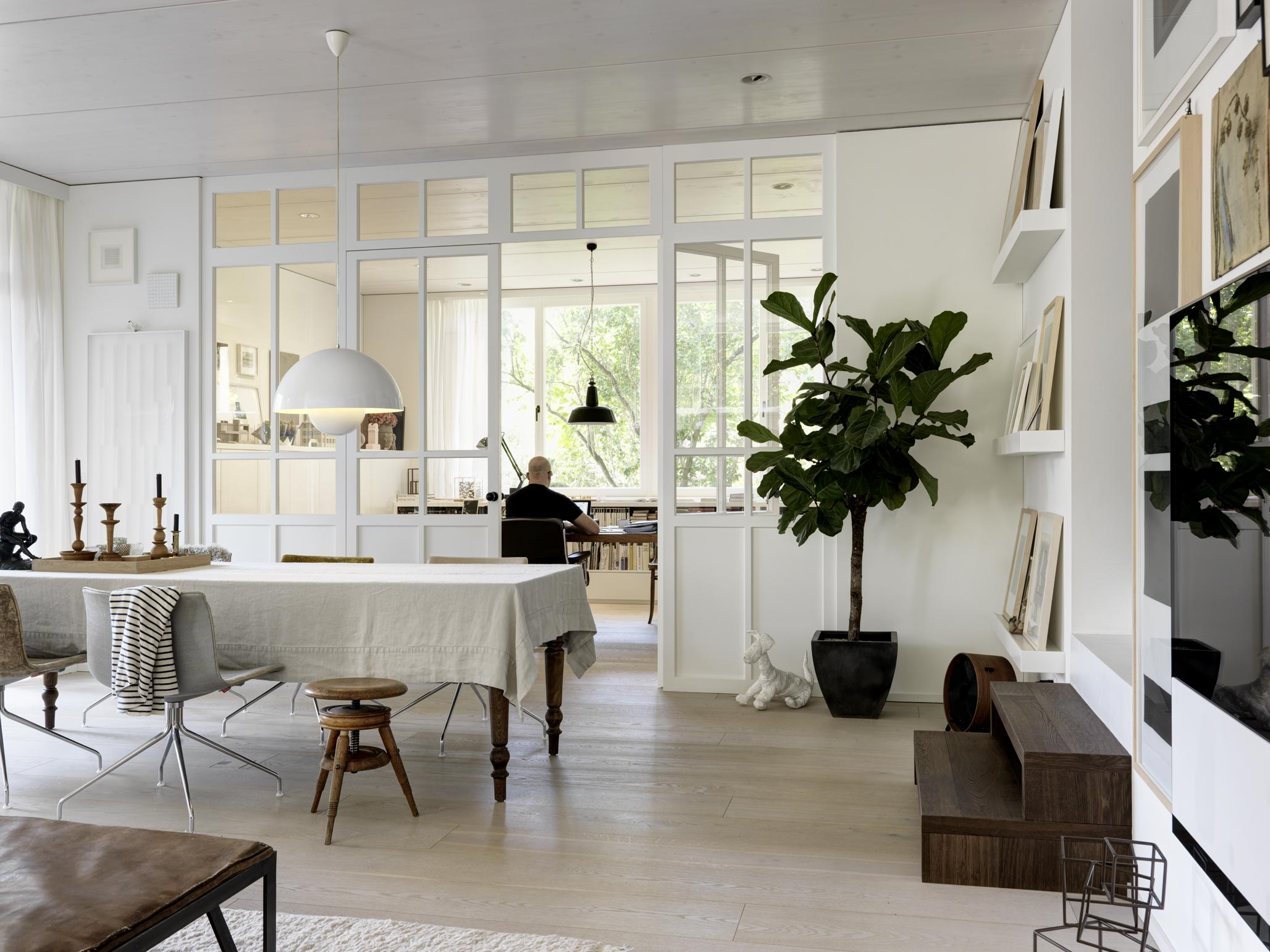 INTERIOR DESIGN: ALEXANDER WEGNER WORK: PHOTOGRAPHY. 02_Hest_0272_3 ·  03_Hest_0292_D